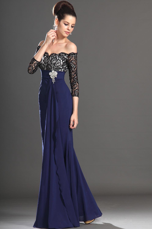 Pictures gece elbise modelleri 2013 uzun dekolteli gece elbise modeli - Abiye Modelleri